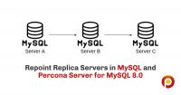 Repoint Replica Servers in MySQL