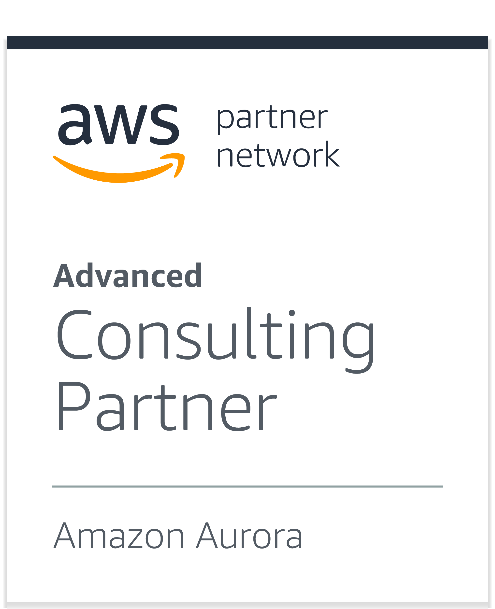 Advanced Consulting Partner of AWS