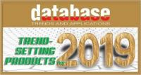 Trend-Setting Products in Data and Information Management for 2019