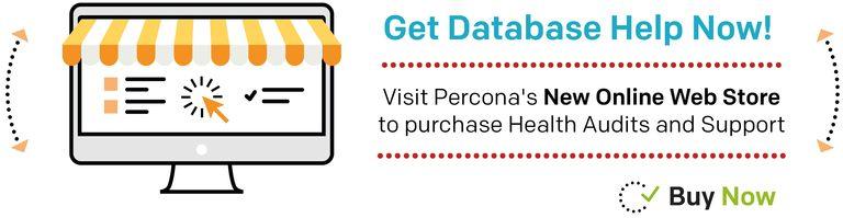 Visit Percona Store
