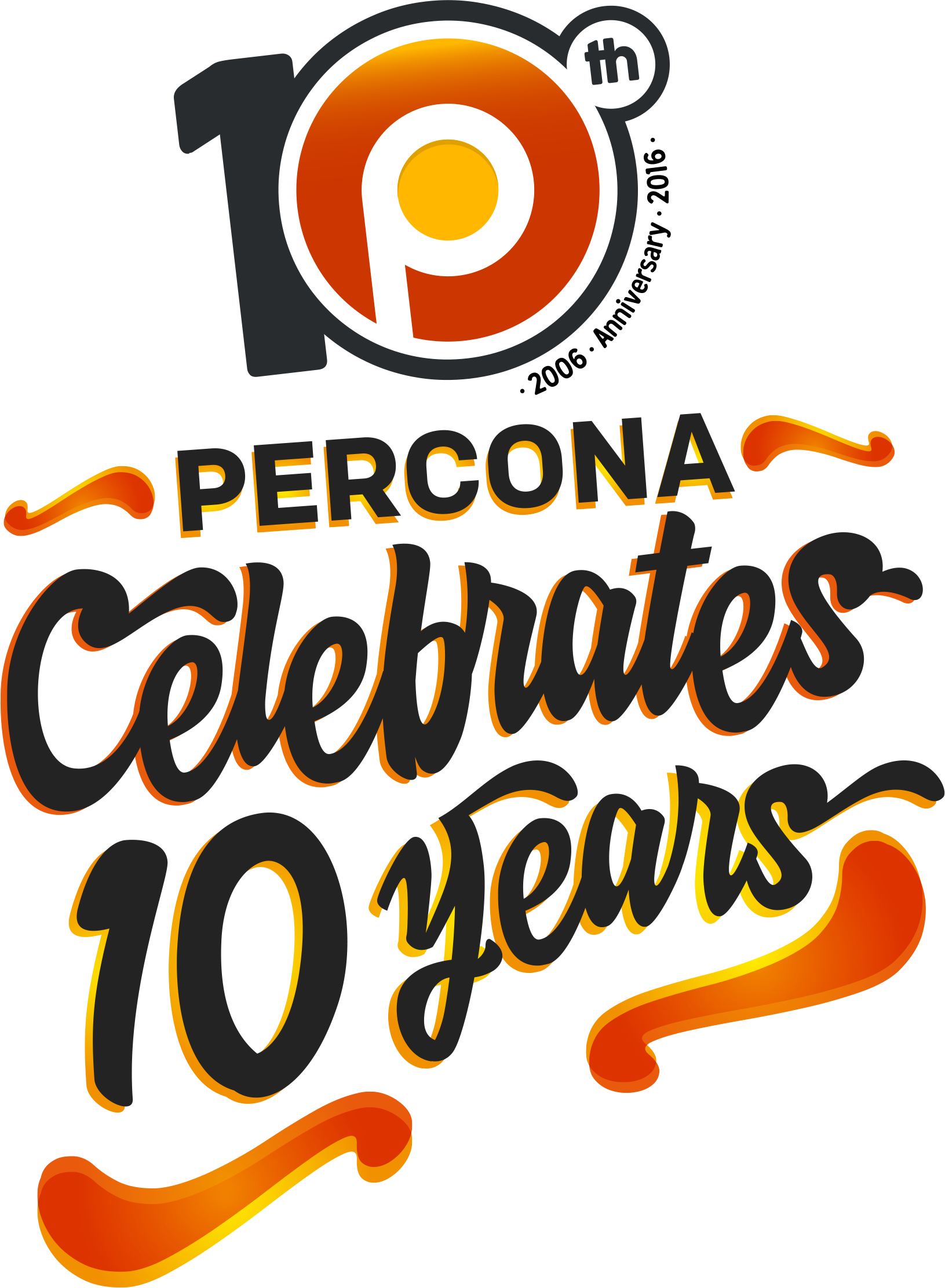 10th Anniversary Percona