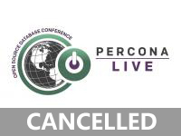 Percona Live 2020