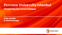 Intro to PU Istanbul