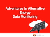 OpenSQL Camp 2010, October 2010: Adventures in Alternative Energy Data Monitoring