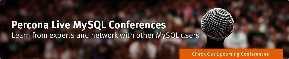 Percona Live MySQL Conference