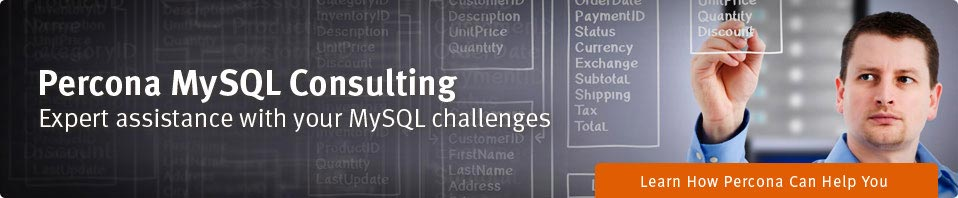 Percona MySQL Consulting