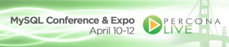 Percona Live MySQL Conference & Expo Santa Clara