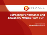 Measuring Scalability and Performance With TCP